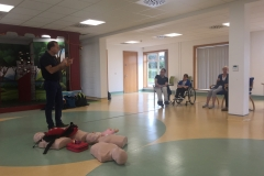 Keith talks about the essentials of First Aid