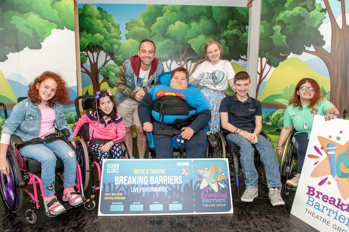 spina bifida, hydrocephalus, crann, crann centre, crann project, disability, equality now, accessible, accessibility,