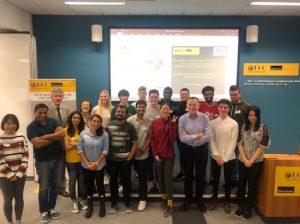 University College Cork's Black Stone Launch Pad Business Ideas Generation challenge