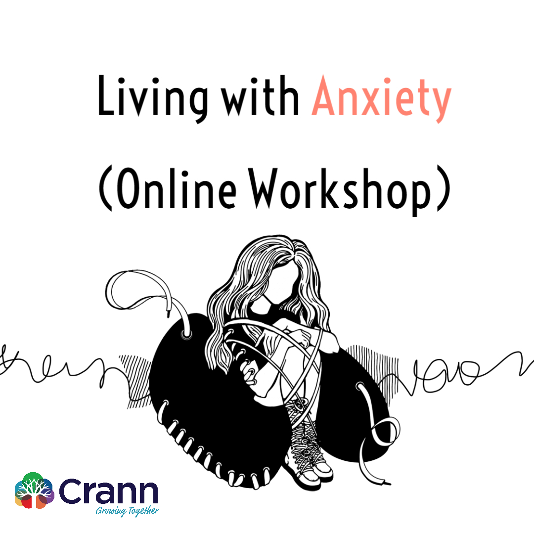 Living with Anxiety (Online)