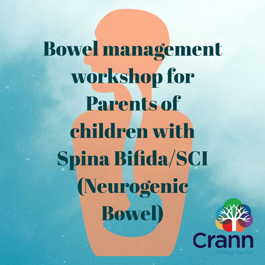 Bowel management workshop for Parents of children with Spina Bifida/SCI (Neurogenic Bowel)