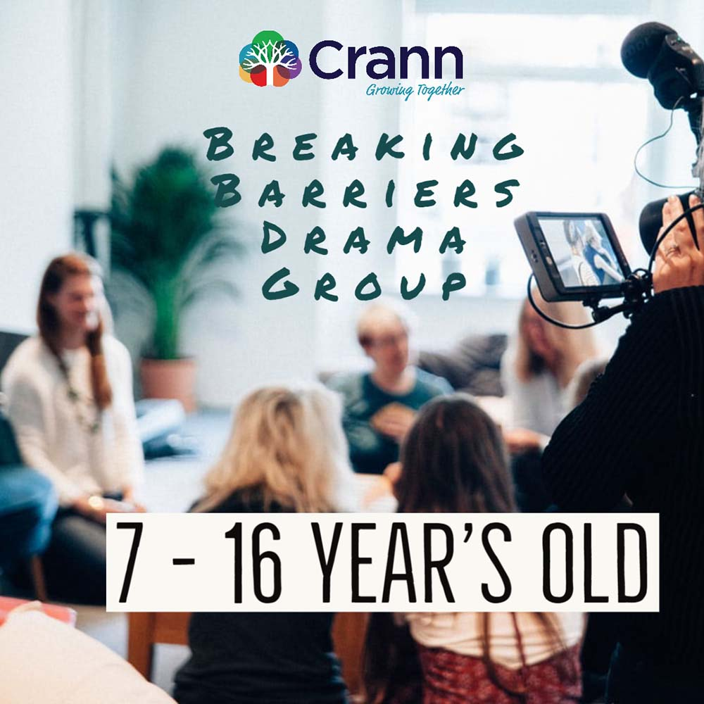 Breaking Barriers Drama Group (7-16 Years Old)